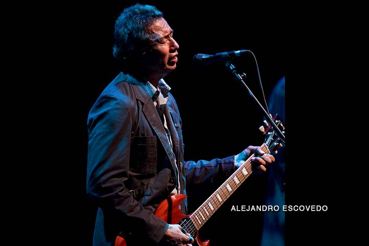 IN CONCERT: TEXAN COMEBACK KING – Alejandro Escovedo back in Santa Barbara after a fight for his life