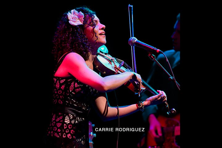 Rodriguez shoots way off her Austin roots