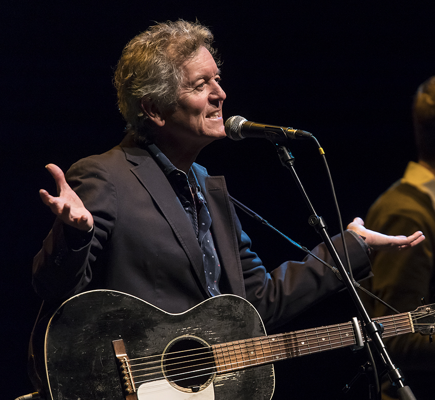 Sings Like Hell - Rodney Crowell 5/7/17 The LoberoTheatre